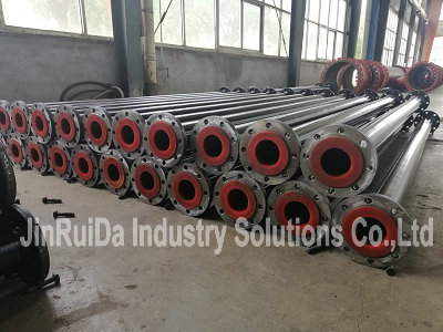 Polyurethane Lined Seamless Steel Piping & Pipeline ( Urethane & PU )